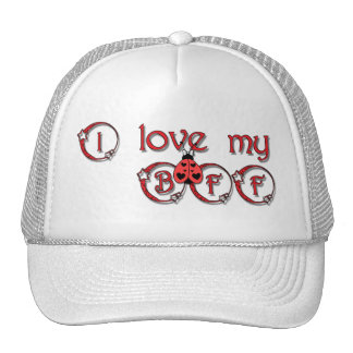 BFF Cap Trucker Hat