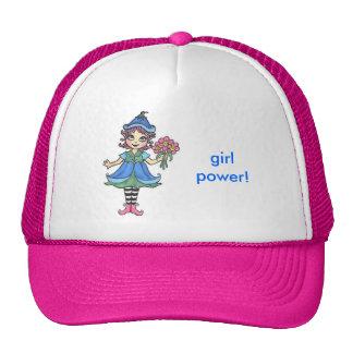 bff elf mesh hats