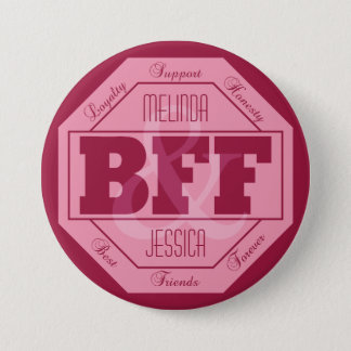 BFF Friendship - custom names - buttons