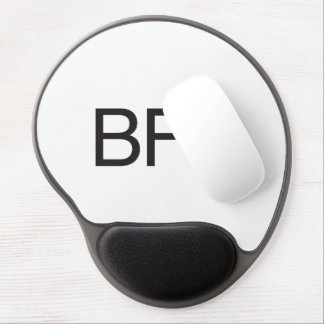 BFF GEL MOUSE PADS