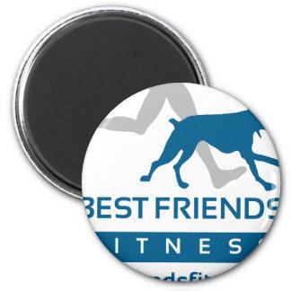 BFF-Logos---Final 6 Cm Round Magnet