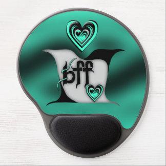 bff ~ lovebirds gel mouse pad