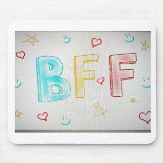 BFF Mousepad