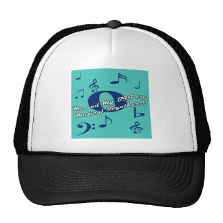 Bff Musical Mesh Hats