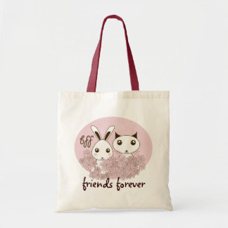 BFF - Original Girl Friendship Cute Animal Pink