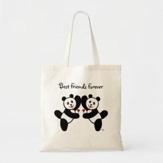 BFF Panda Friends Bag