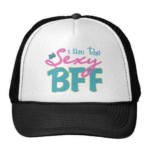 BFF Print Trucker Hats