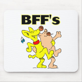 BFF s merchanidse Mouse Mats