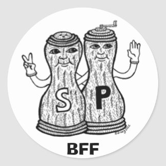 BFF Stickers