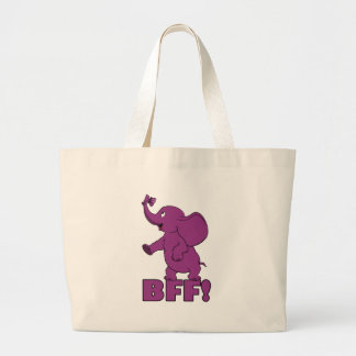 BFF! CANVAS BAG