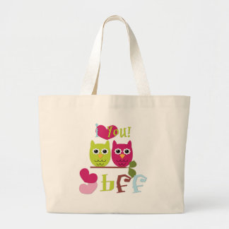 BFF CANVAS BAGS