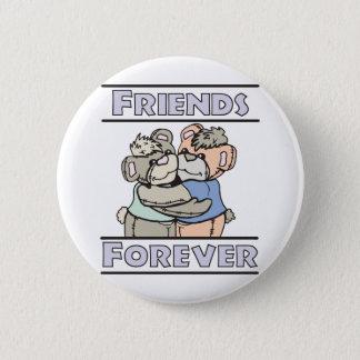 bffs 6 cm round badge