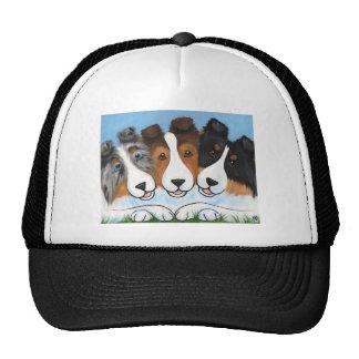 BFFs Mesh Hats