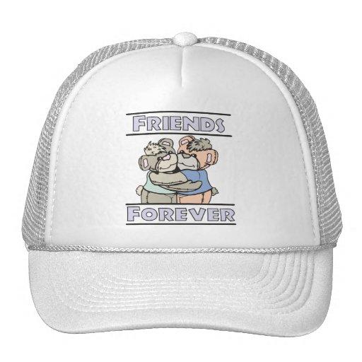 bffs mesh hat