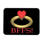 BFFS MAGNET