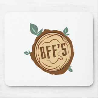 BFFs Mouse Pad