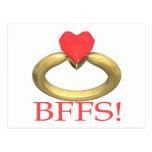 BFFS POSTCARDS