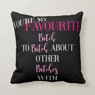 BFFs Valentines Day Gift Cushion