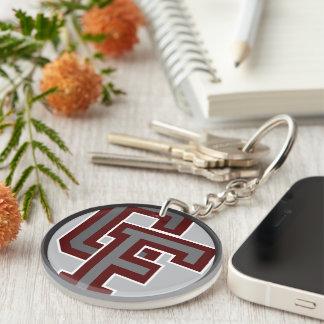 BFND 79-86 : Vintage CF Logo Round Acrylic Key Chains