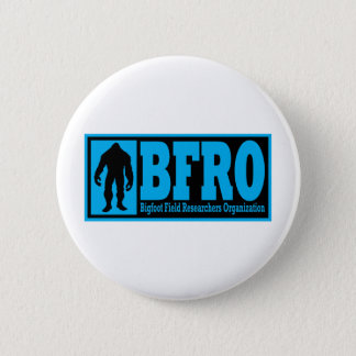BFRO - Bigfoot Field Researchers Organization 6 Cm Round Badge