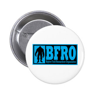 BFRO - Bigfoot Field Researchers Organization 6 Cm Round Badge
