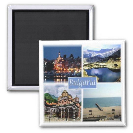 BG * Bulgaria Magnet