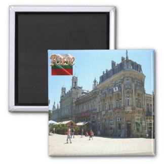 BG - Bulgaria - Ruse Magnet