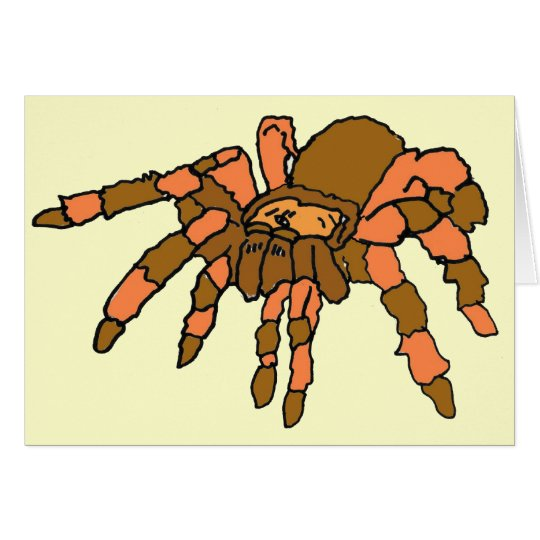 BG- Spider Greeting and Note Cards