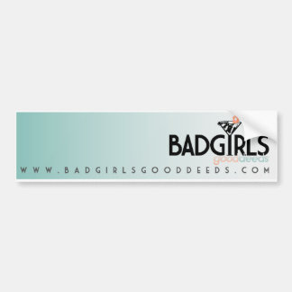 BGGD Signature Bumper Sticker
