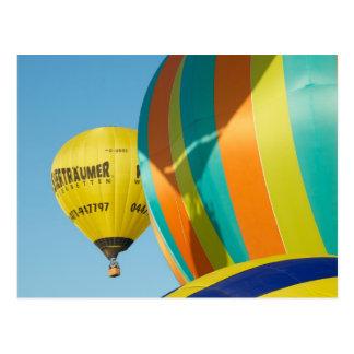 BH balloon postcard