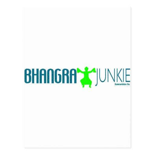 Bhangra Junkie Postcards