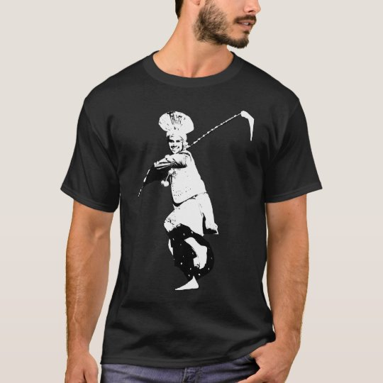 Bhangra Pose 14 T-Shirt