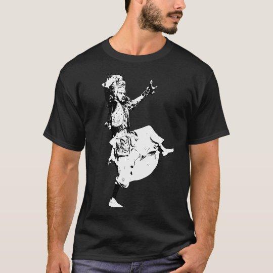 Bhangra Pose 30 T-Shirt
