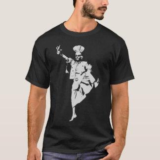 Bhangra Pose 7 T-Shirt