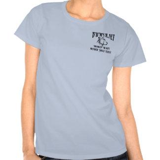 BHMSR Logowear for Women Tee Shirt