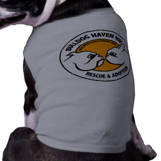 BHNW Muscle-T for Pets Sleeveless Dog Shirt