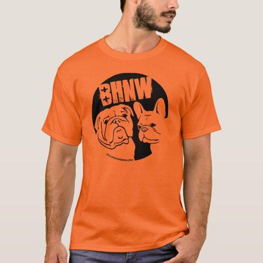 BHNW's 2013 English & French Bulldog design -black