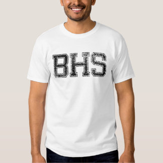 BHS High School - Vintage, Distressed Shirt