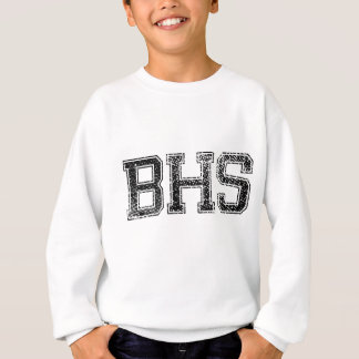 BHS High School - Vintage, Distressed T Shirt