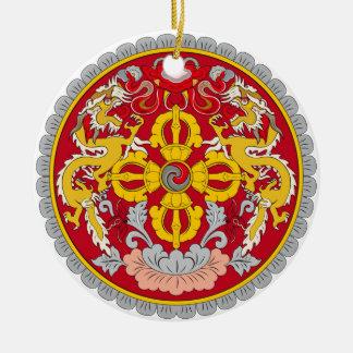 BHUTAN*- Custom Christmas Ornament