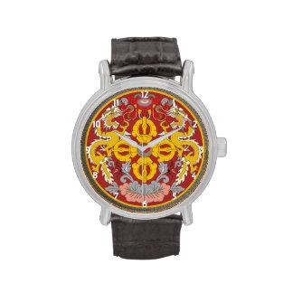bhutan emblem watches