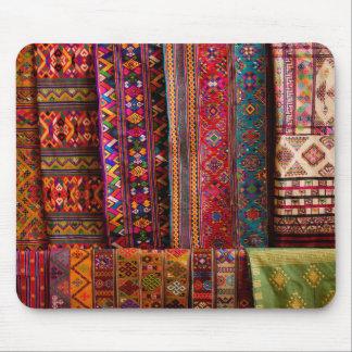 Bhutan fabrics for sale mouse mat