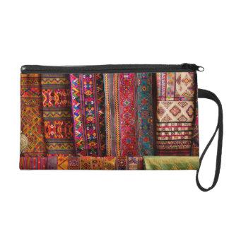 Bhutan fabrics for sale wristlet