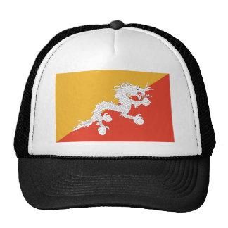 Bhutan Flag Hat