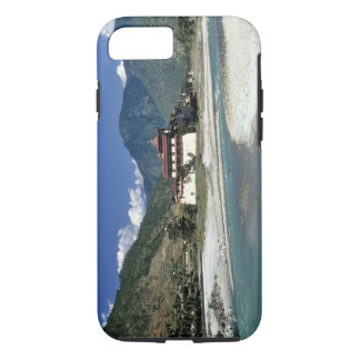 Bhutan, Punaka. The Mo Chhu River flows past iPhone 8/7 Case