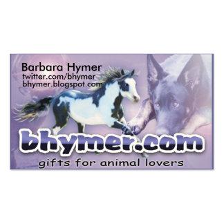 bhymer-business-card business card