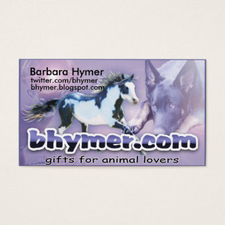 bhymer-business-card business card