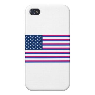 Bi American iPhone 4 Cover