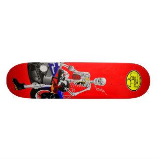 Bi- car custom skate board