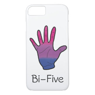 Bi-Five Phone Case